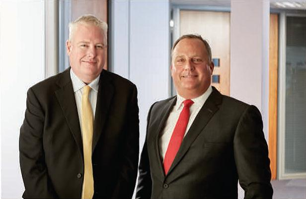 Ian Mullett and Sarn Terry Join Warren Partners
